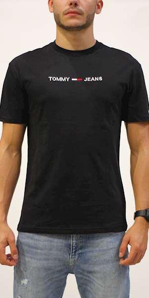 T-SHIRT TOMMYHILFIGER TJM STRAIGHT LOGO TEE