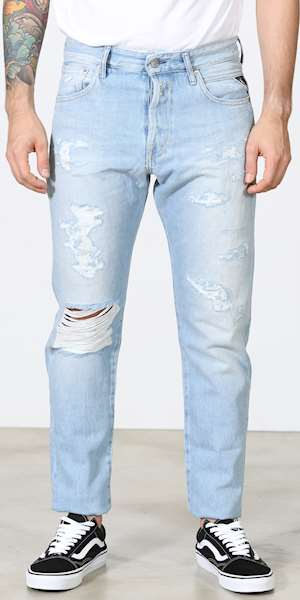 JEANS REPLAY TINMAR TAPERED FIT