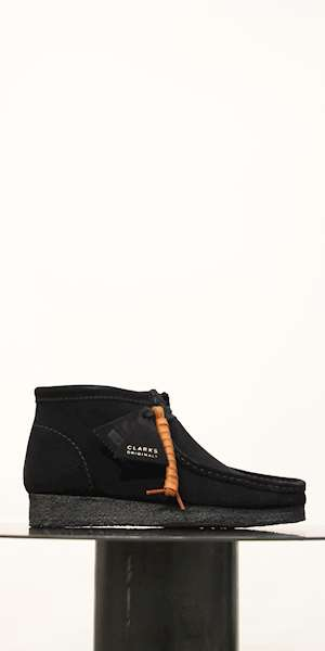 STIVALETTO CLARKS WALLABEE