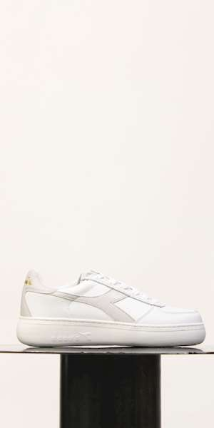 SNEAKERS DIADORA B. ELITE WIDE PLATFORM