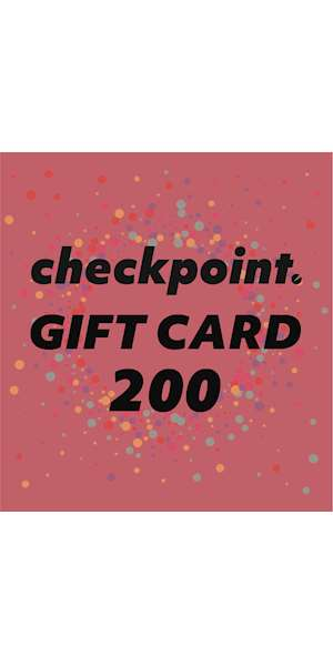 IDEA REGALO CHECK POINT GIFT CARD 200