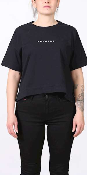 T-SHIRT NOU CROP TOP