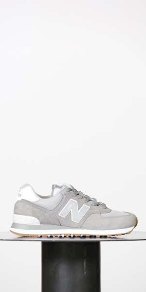 SNEAKERS NEW BALANCE SCARPA LIFESTYLE UOMO SUEDE/MESH
