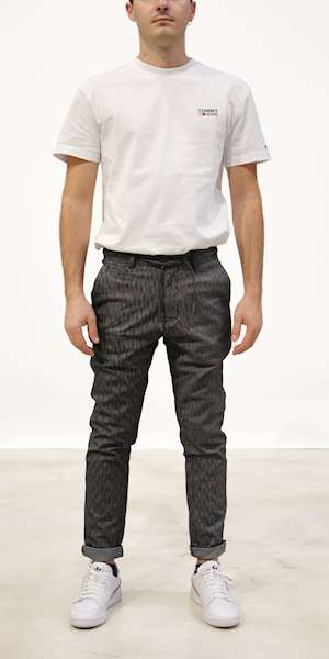 PANTALONI DSTREZZED QUINN TAILORED