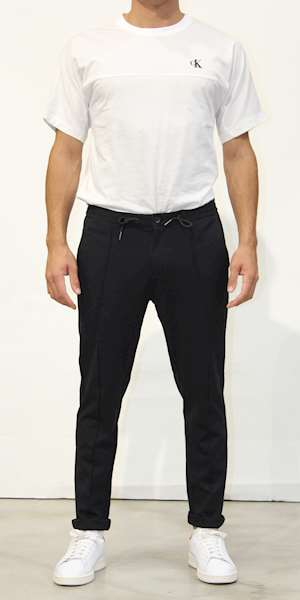 PANTALONI DSTREZZED QUINN TAILORED JOGGER