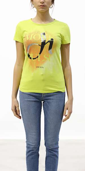 T-SHIRT DEHA GRAPHIC STRETCH