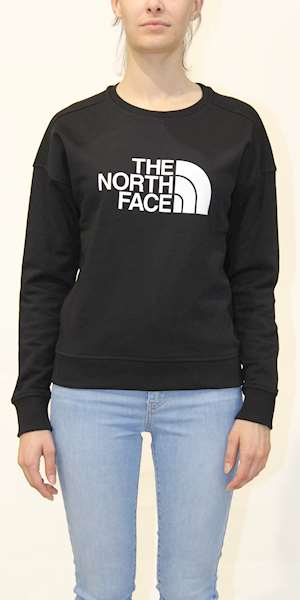 FELPA THE NORTH FACE W DREW PEAK CREW