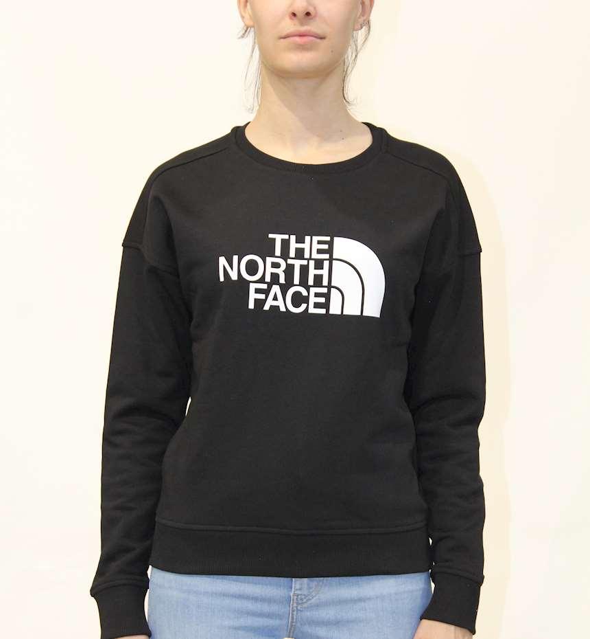 FELPA THE NORTH FACE W DREW PEAK CREW