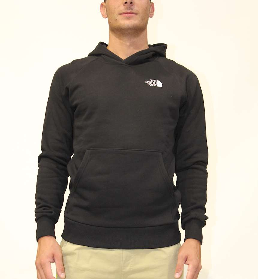 FELPA THE NORTH FACE RAGLAN REDBOX HOODIE