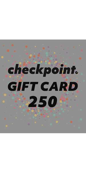 IDEA REGALO CHECK POINT GIFT CARD 250
