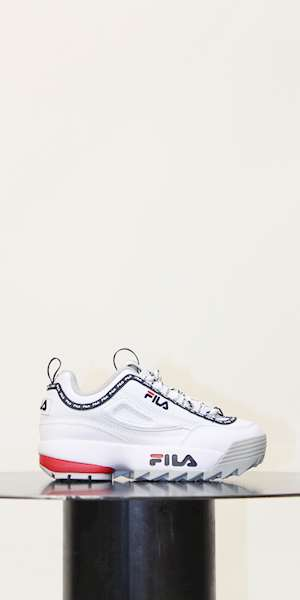 SNEAKERS FILA DISRUPTOR LOGO JR