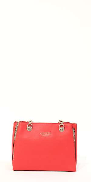 BORSA GUESS G CHAIN GIRLFRIEND SATCHEL