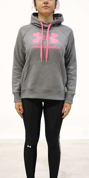 FELPA UNDER ARMOUR RIVAL FLEECE LOGO HOODIE