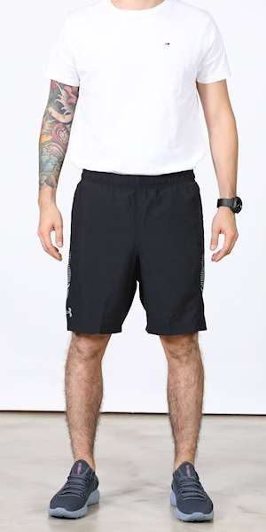 BERMUDA UNDER ARMOUR WOVEN GRAPHIC SHORT