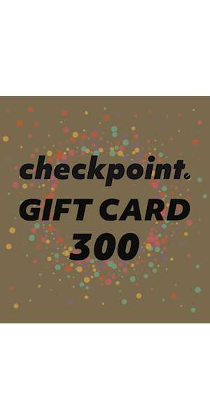 IDEA REGALO CHECK POINT GIFT CARD 300