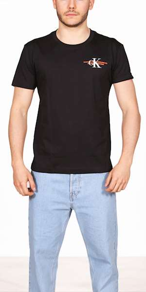 T-SHIRT CALVIN KLEIN URBAN GRAPHIC