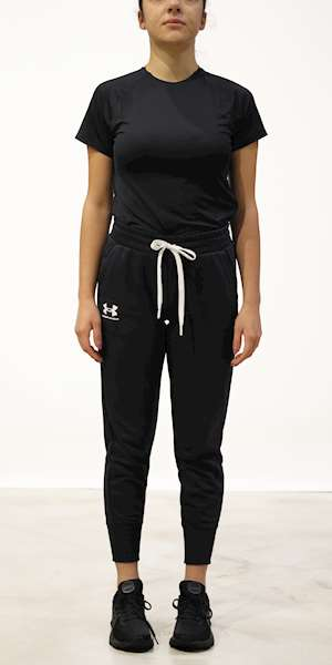 PANTALONI UNDER ARMOUR RIVAL FLEECE JOGGERS