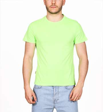 T-SHIRT AT.P.CO FLUO