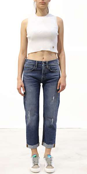 JEANS ROY ROGERS NEW OSKAR WOMAN DENIM COMFORT KIGALI