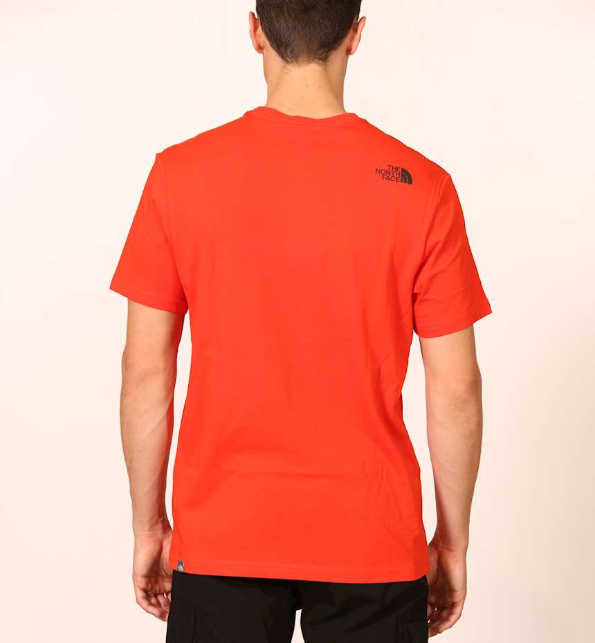 T-SHIRT THE NORTH FACE M S/S FINE TEE - EU