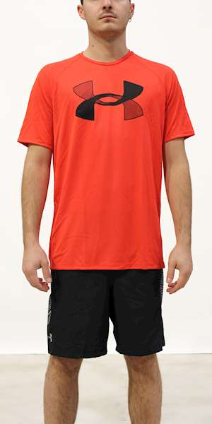 T-SHIRT UNDER ARMOUR UA TECH GRAPHIC SP SS 1