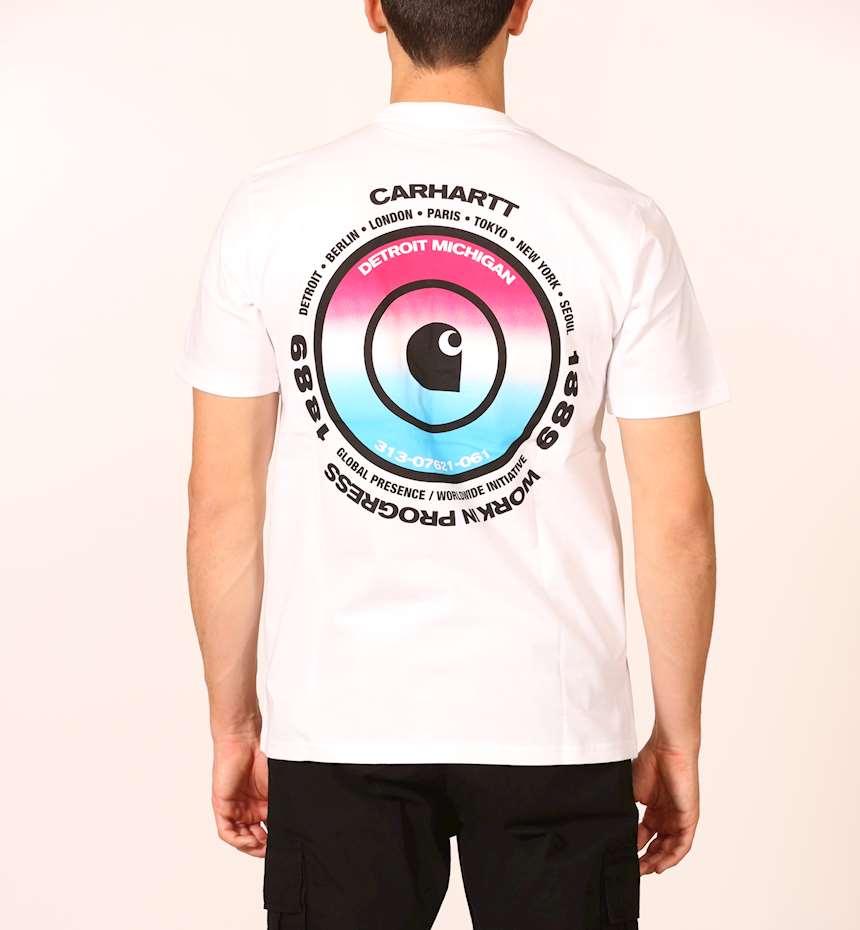 T-SHIRT CARHARTT S/S WORLDWIDE