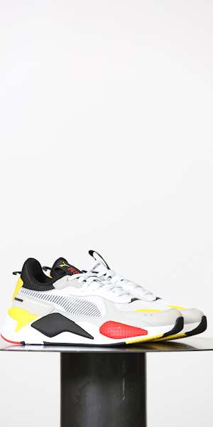 SNEAKERS PUMA RS-X TOYS PUMA WHITE