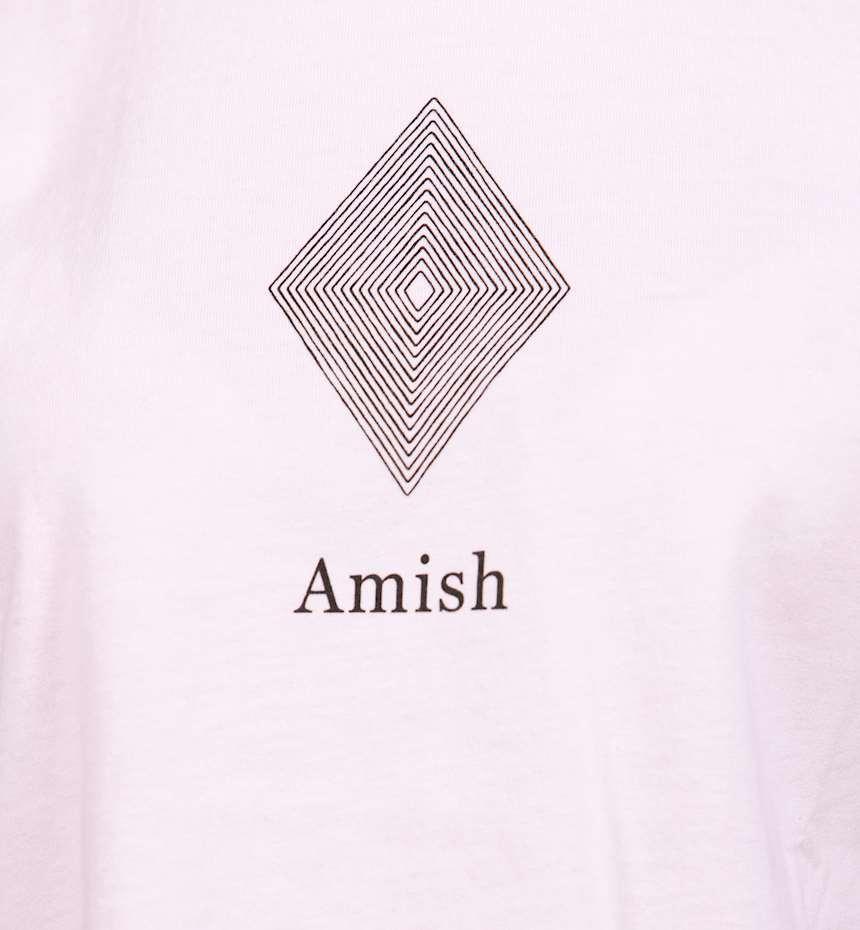 T-SHIRT AMISH CROPPED