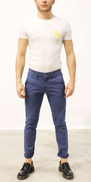 PANTALONI POP84 MILANO SLIM