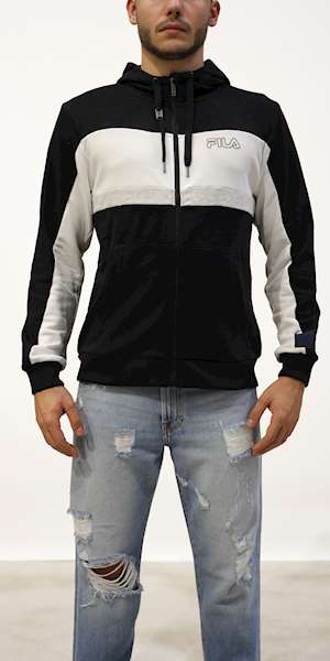 GIUBBINO FILA MEN LAURO HOODED JACKET