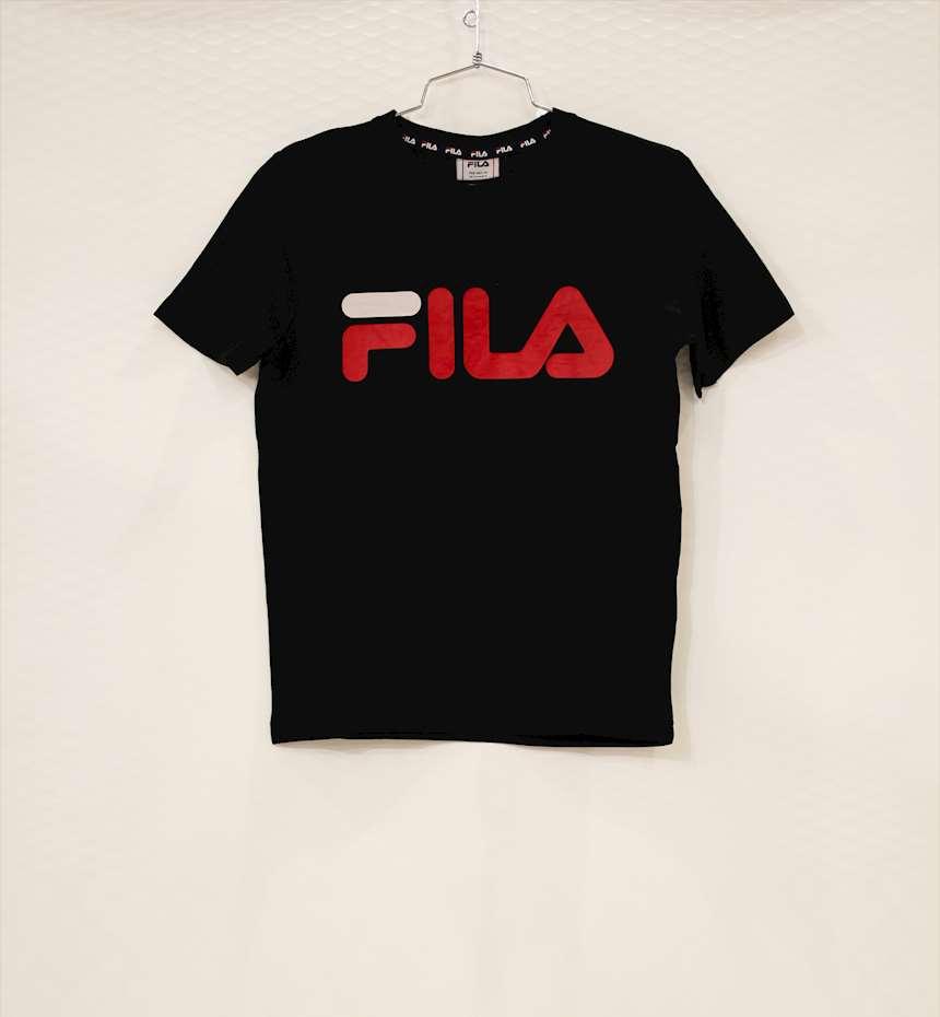 T-SHIRT FILA TEENS UNISEX GAIA CLASSIC LOGO