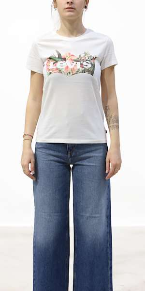 T-SHIRT LEVIS THE PERFECT TEE BATWING FILL H