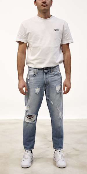 JEANS ROY ROGERS LAZY MAN DENIM WEST DUMBO