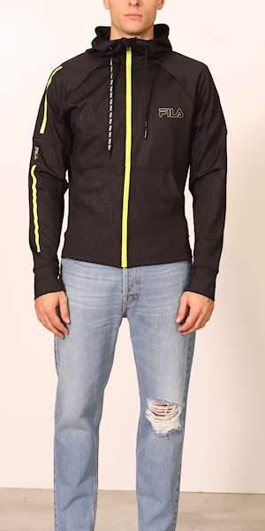 FELPA FILA MEN ADISH HOODY JACKET