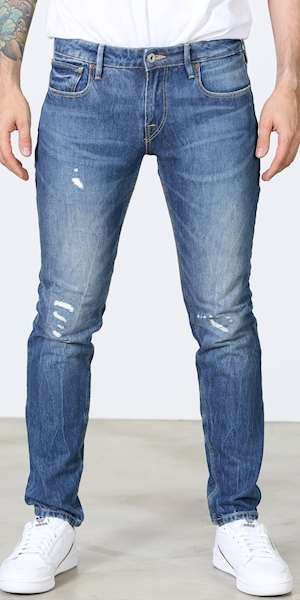JEANS SCOTCH&SODA TYE - EVER BLUE