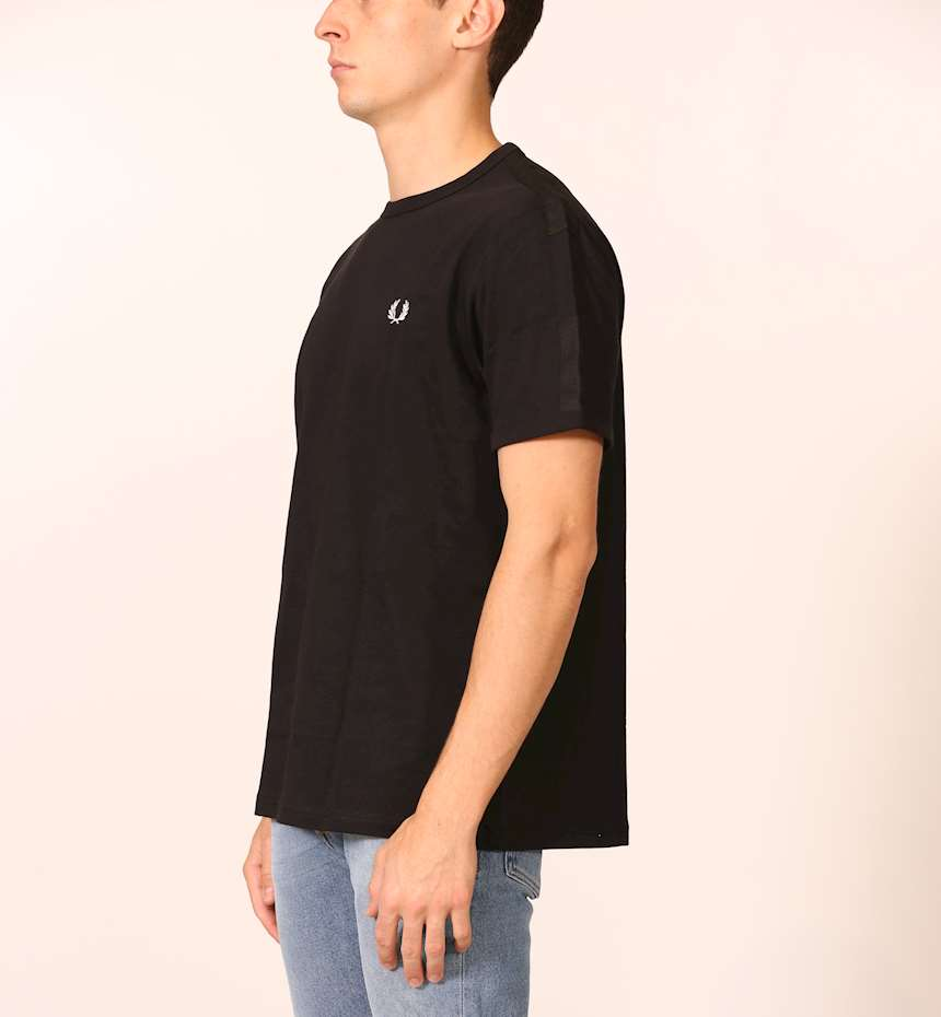 T-SHIRT FREDPERRY FP 544 REVERSE PRINT