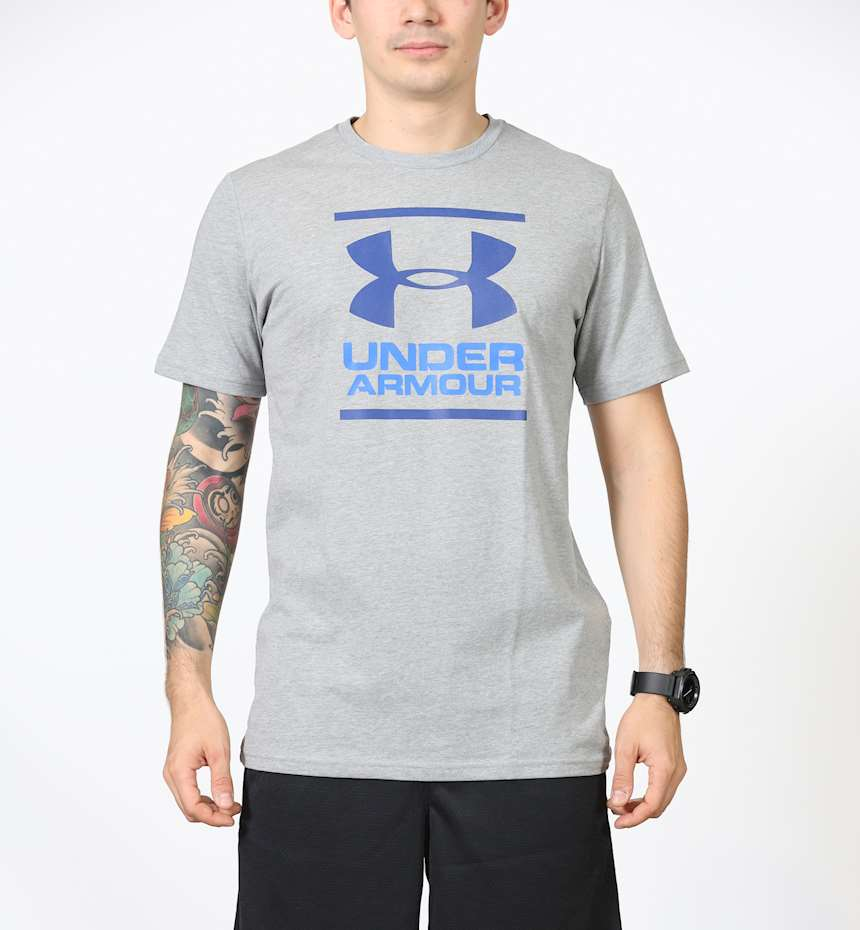 T-SHIRT UNDER ARMOUR UA GL FOUNDATION SS