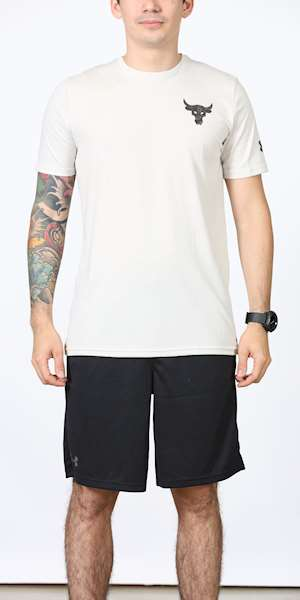 T-SHIRT UNDER ARMOUR PROJECT ROCK SNAKE SS