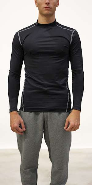 MAGLIA TERMICA UNDER ARMOUR UA CG ARMOUR MOCK