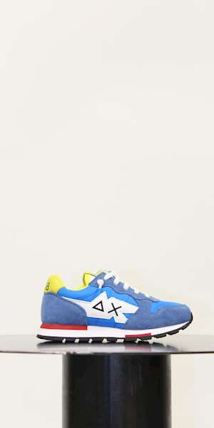 SNEAKERS SUN68 BOY'S TOM SOLID MULTICOLOR
