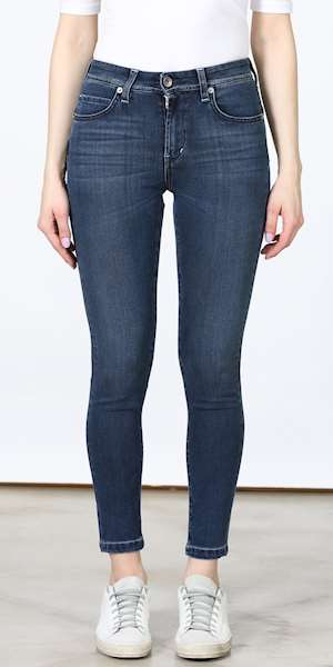 JEANS POP84 GIULIA PUSH UP