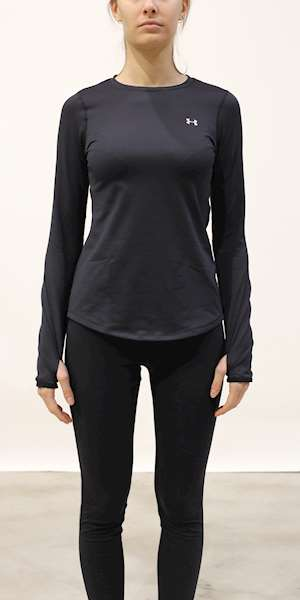 MAGLIA UNDER ARMOUR COLDGEAR ARMOUR CREW