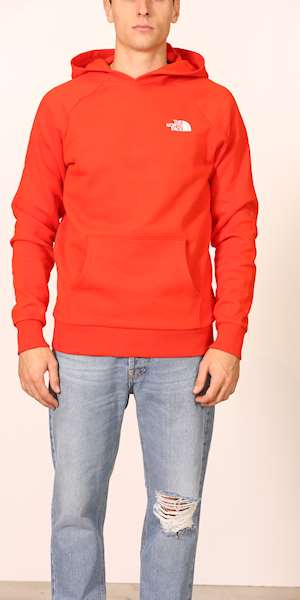 FELPA THE NORTH FACE M RAGLAN REDBOX HOODIE - EU