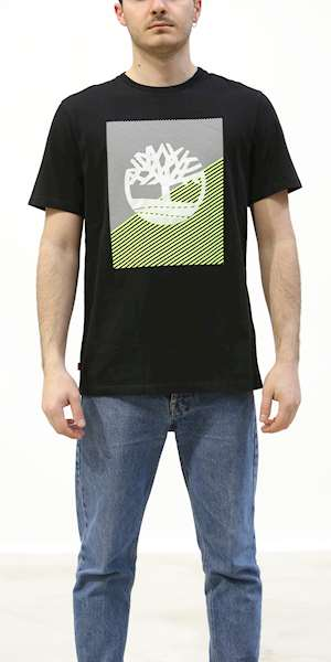 T-SHIRT TIMBERLAND GRAPHIC