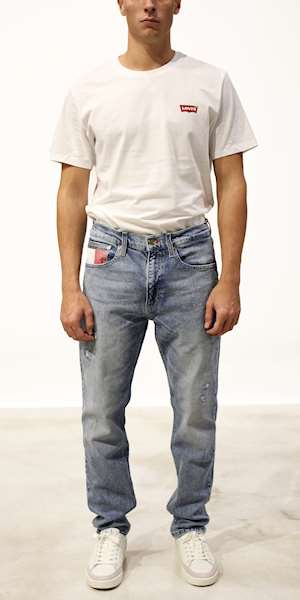 JEANS TOMMYHILFIGER REY RLXD TPRD PHLBCFD