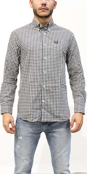 CAMICIA FREDPERRY GINGHAM