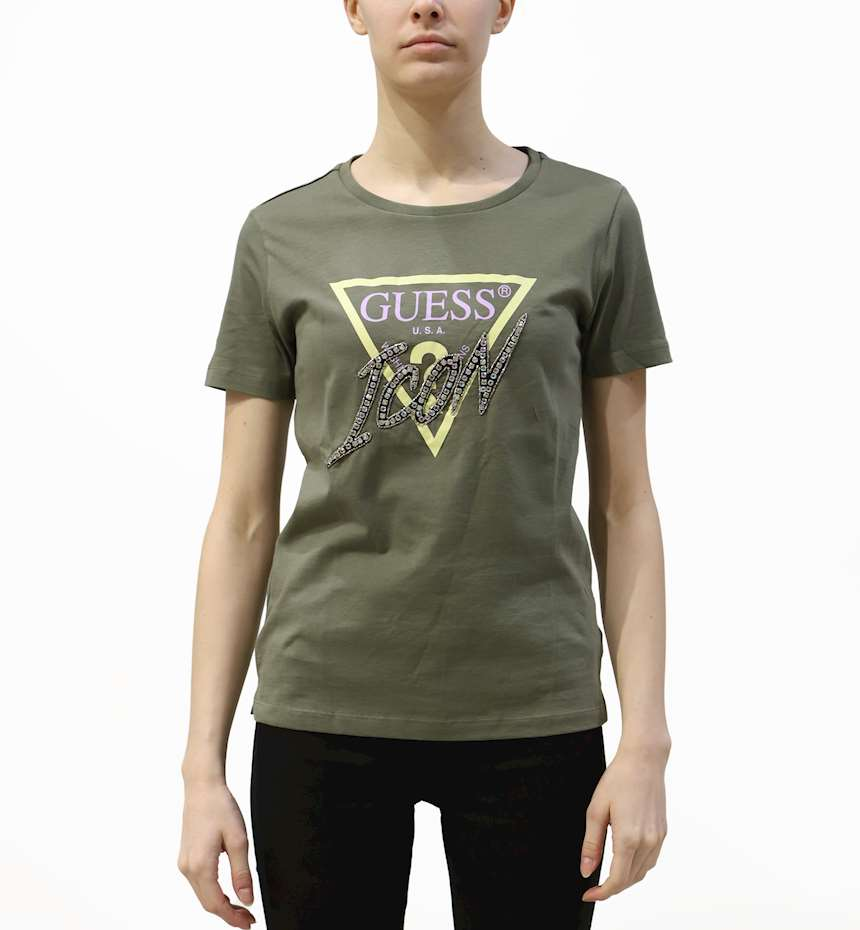T-SHIRT GUESS ICON
