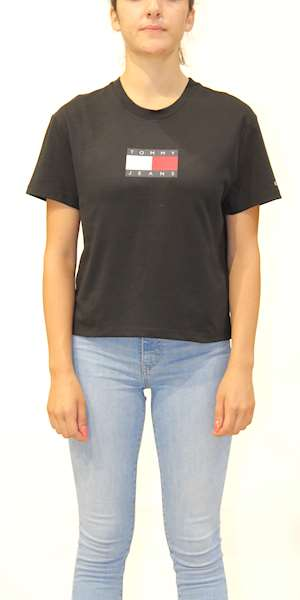 T-SHIRT TOMMY HILFIGER FLAG