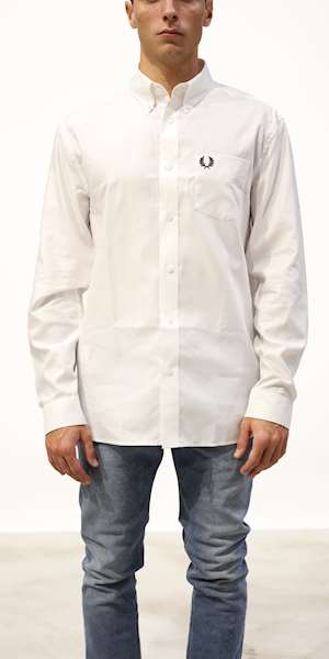 CAMICIA FRED PERRY OXFORD