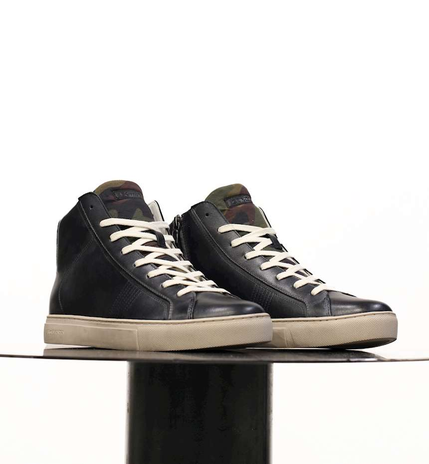 SNEAKERS CRIME HIGH TOP ESSENTIAL